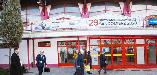 Relacja z Targów Sadowniczych w Sandomierzu  29-30 styczeń 2020